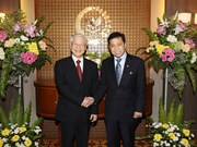 Indonesia treasures friendship with Vietnam: lower house speaker