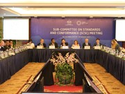 APEC sub-committee discusses trade faciliation