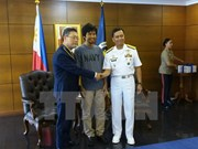 Vietnamese sailor rescued from Philippine pirates to return home