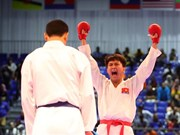SEA Games 29: Karate, athletics add golds for Vietnam