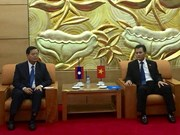 VUFO vows to work for stronger Vietnam-Laos ties