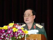 Vietnamese, Lao army logistics departments boost ties