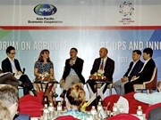 APEC encourages agricultural start-ups, innovation