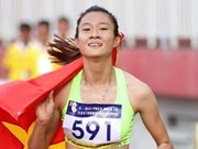 SEA Games 29: Le Tu Chinh wins gold in women's 100 metres