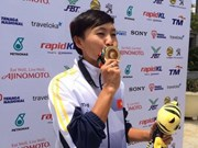 SEA Games 29: More gold medals for Vietnam in cycling, shooting