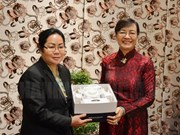 HCM City, Lao province boost cooperation