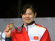 SEA Games 29: Swimmer Vien wins another gold for Vietnam