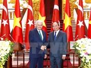 Vietnam – Turkey ties see opportunities to flourish: Turkish PM