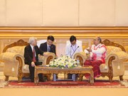 Parliamentary ties important to Vietnam-Myanmar relations