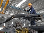 Japanese steelmaker to build factory in northern region