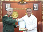 Vietnam, Indonesia eye joint vision statement on defence cooperatio