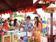 Vietnamese products showcased in Ukrainian trade fair