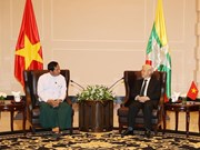 Party chief values role of Myanmar Union Solidarity Development Party