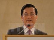 Deputy Foreign Minister Ha Kim Ngoc visits Vatican