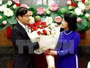 Vietnam honours professor Odon Vallet with Friendship Order