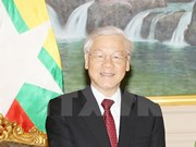 VN expands multi-faceted cooperation with Myanmar: Party leader