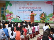 Painting contest promotes Vietnam-Denmark friendship