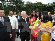 Party chief's visits to Indonesia, Myanmar successful