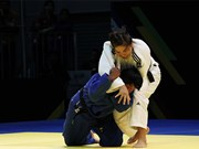 SEA Games 29: Judo brings gold for Vietnam