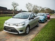 Toyota Vietnam recalls over 20,000 cars for airbag issue