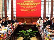 Vietnam, RoK supreme courts enhance cooperation