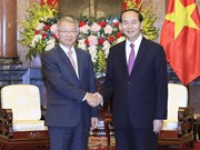 Vietnam values judicial cooperation with RoK: President