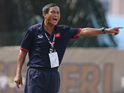 National football team has new coach