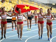 SEA Games 29: Vietnam at top in athletics