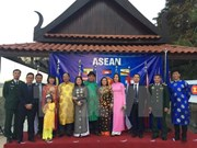ASEAN's 50th founding anniversary marked in Brazil
