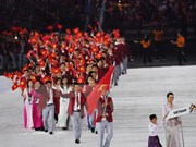 Vietnam fulfills target of being in top three at SEA Games 29
