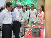 Front work tightens Vietnam-Laos relations