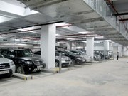 Hanoi tackles parking space shortage