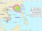 Two storms, low pressures forecast to hit Vietnam in September