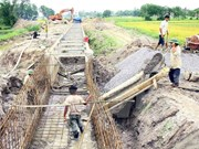 Bien Hoa city to benefit from Japanese ODA drainage project