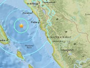 6.2-magnitude quake hits Indonesia