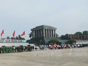 Late President Ho Chi Minh commemorated