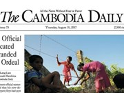 The Cambodia Daily ceases publication