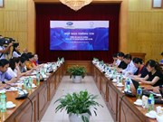 APEC ministerial meeting aims to increase SMEs competitiveness