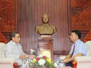 President Ho Chi Minh's teachings valuable to Laos's front work