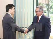 Vietnam, Cuba hold fourth political consultation in Hanoi