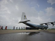 Myanmar's military jet goes missing in training
