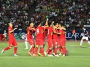 Vietnam beat Cambodia in AFC qualifier