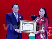 Vietnamese, Lao women contribute to fostering bilateral ties