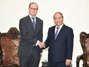 PM Nguyen Xuan Phuc receives outgoing Austrian Ambassador