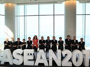 ASEAN promotes economy, investment, trade integration