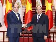 Vietnam, Egypt strive for 1 billion USD trade