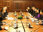 Developing relations with Vietnam reaches consensus in Hungary