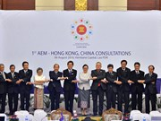 ASEAN, Hong Kong wind up FTA negotiations