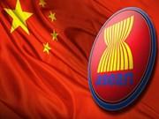 China prioritises trade partnership with ASEAN
