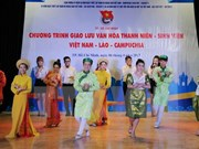 Ho Chi Minh City boosts youth cooperation with Laos, Cambodia